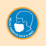 Mimořádné opatření – Povinnost mít zakrytá ústa a nos také na zastávkách veřejné dopravy