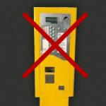 Dva jízdenkové automaty jsou dočasně mimo provoz