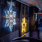 Vánoční trolejbus letos opět zazáří v pardubických ulicích