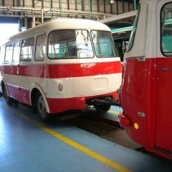 Historie vlečného vozu