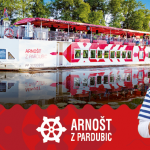 Loď Arnošt z Pardubic v sobotu 22. května vyplouvá do další letní sezóny